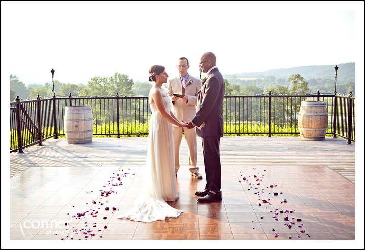 Chandler Hill Vineyard Winery Wedding Photos