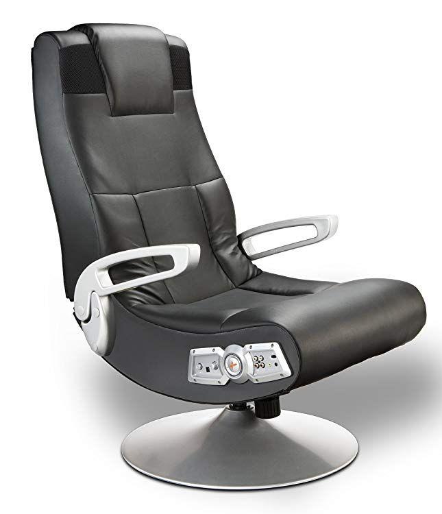 X Rocker 5127401 Pedestal Video Gaming Chair
