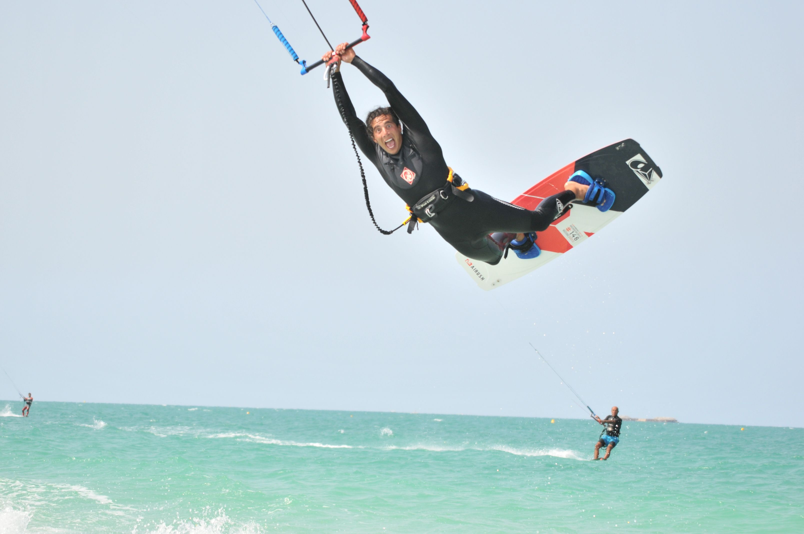 Make sure you do it with style! www.kitensurf.ae Paddle