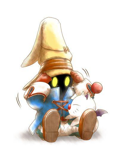 Vivi Final Fantasy Black Mage Hero T Shirt