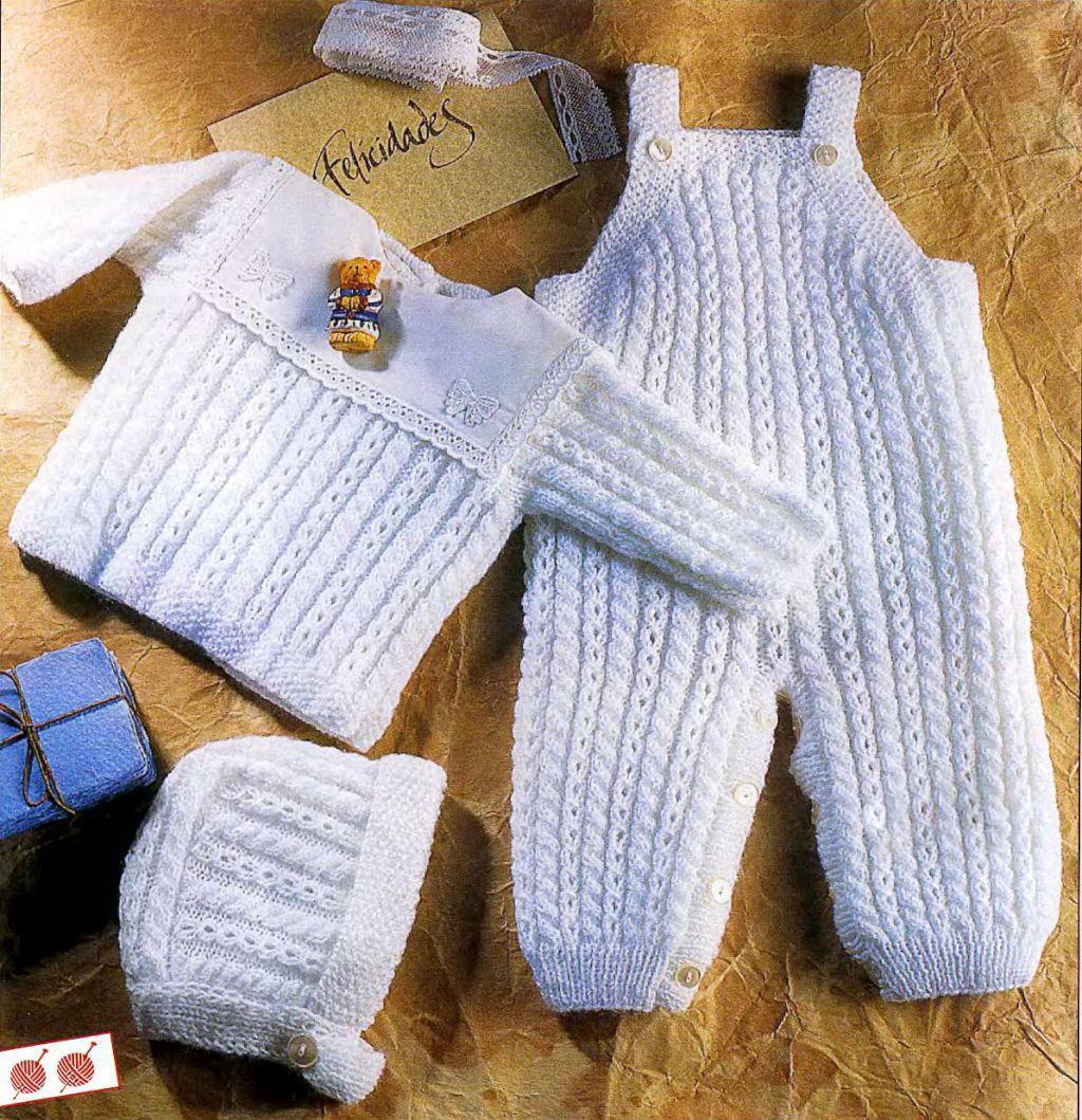 вязаные костюмчики для новорожденных незаменимая вещь они теплые и