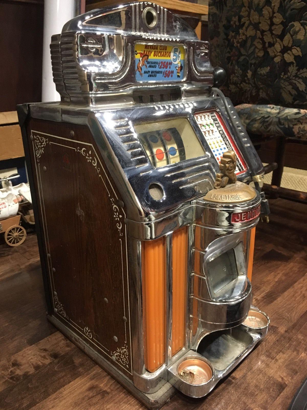 Nevada Club Slot Machine Key