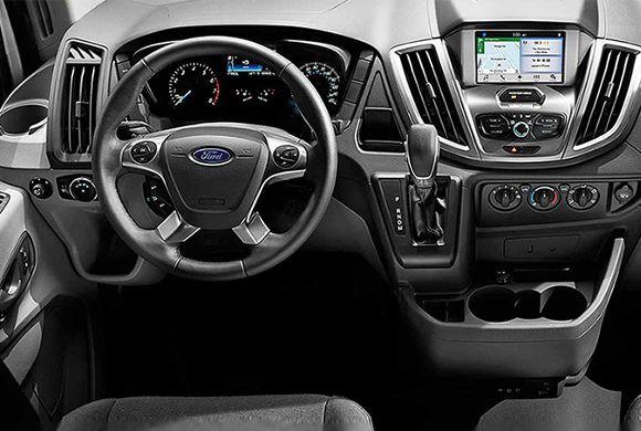 W Mega 2016 Ford Transit Custom Spied | PimpedOut Vans | Transit custom DS07