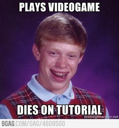 Bad Luck Brian #meme