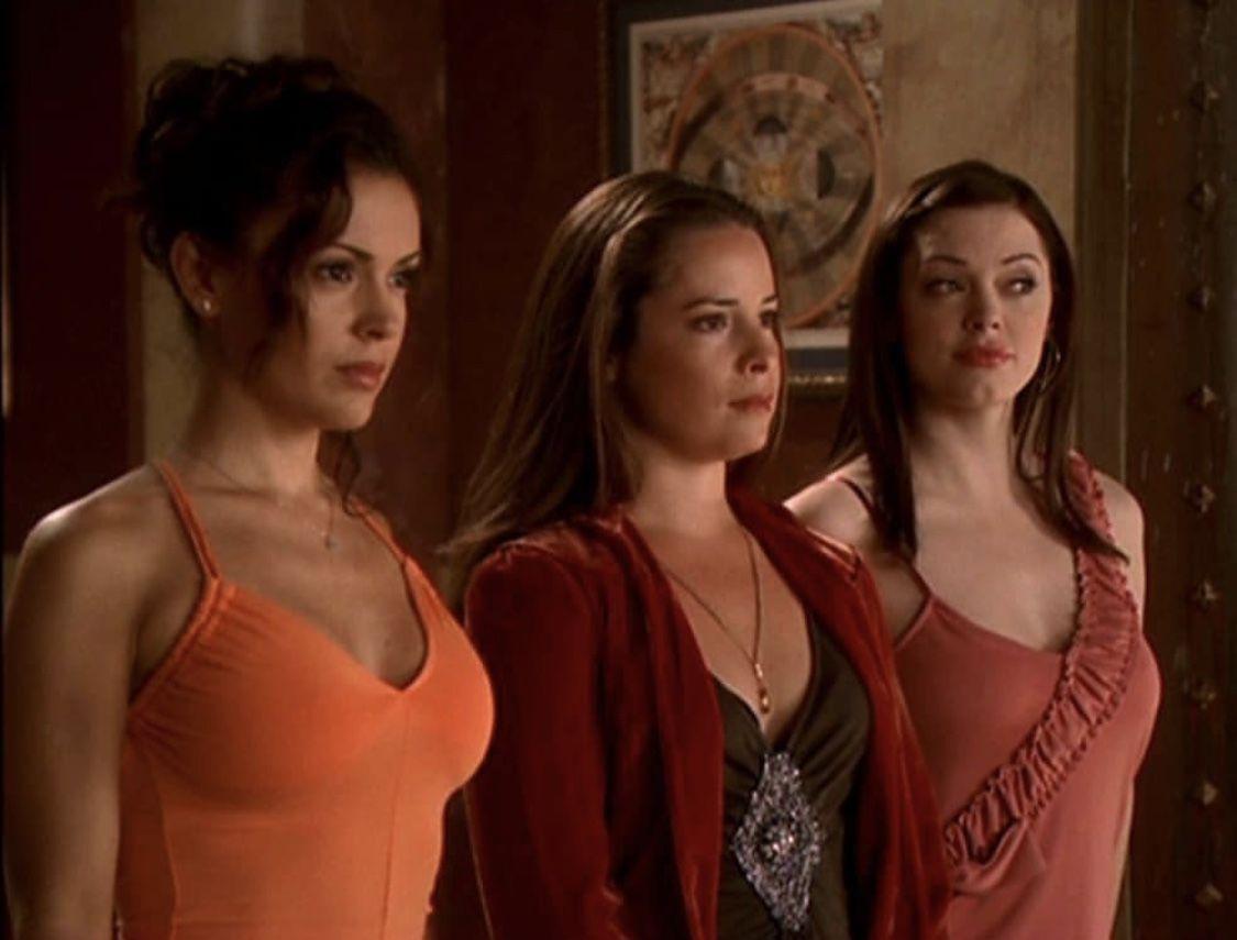 Charmed Ones Nipples
