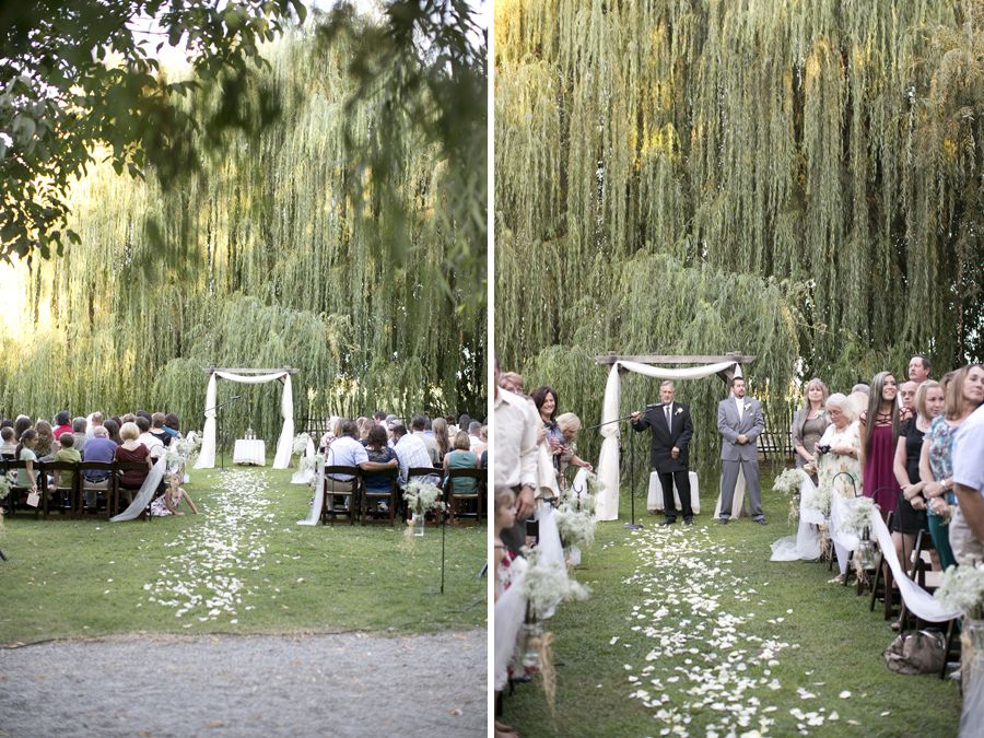 beautiful wedding places in northern california%0A Ceremony spot at the Grove  Sanger CA  Where our wedding will be located
