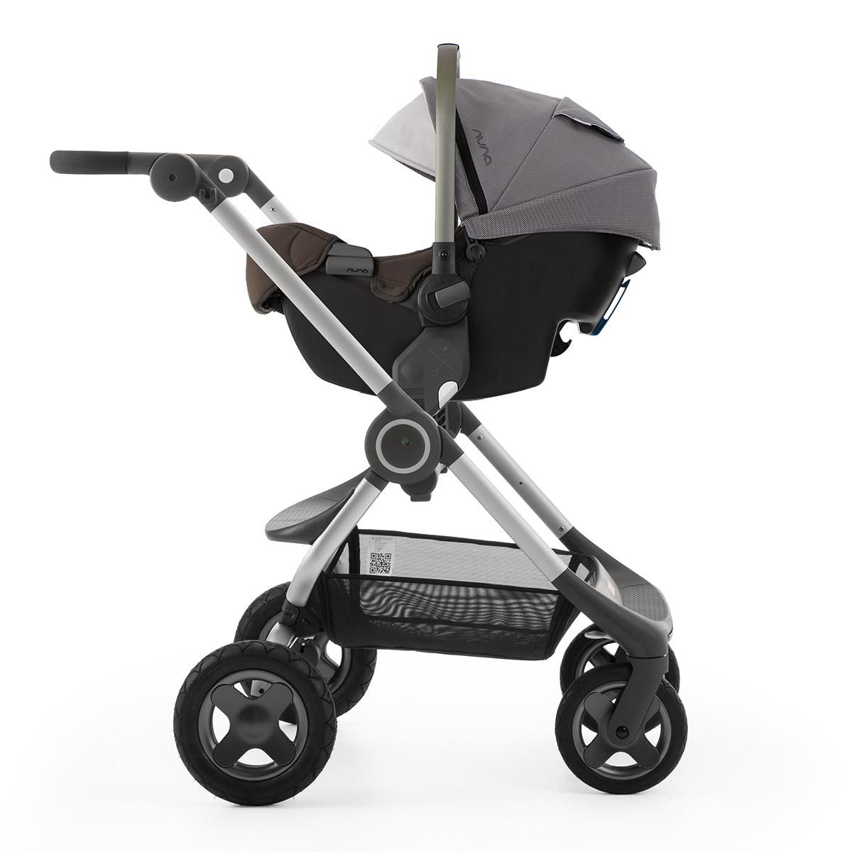 With Stokke Scoot Nuna Pipa Infant Car Seat You Can Have A Full Travel System For Baby Bon Voyage