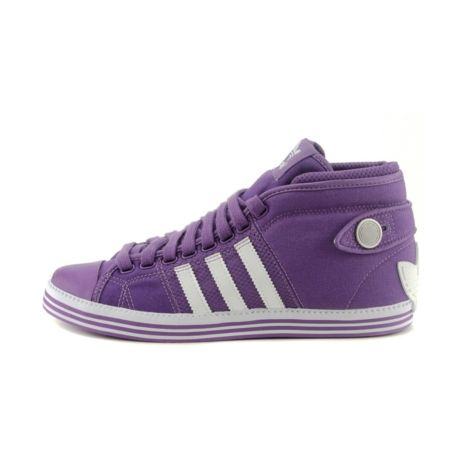 Shop for Womens adidas Vanity Vulc Athletic Shoe in Purple White at Shi by  Journeys.