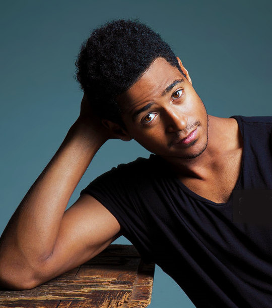 Alfieenochdaily Alfie Enoch Photographed By - Black -7445