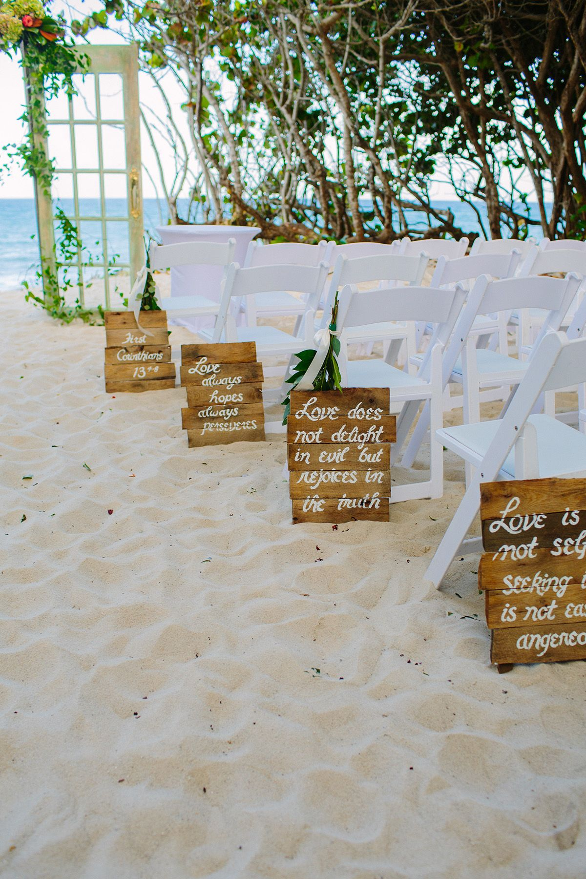 colorful beach wedding paige adam at the jupiter beach resort