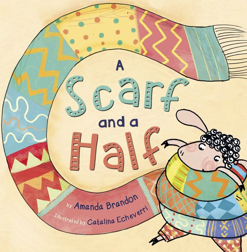 A Scarf and a Half Winter books, Childrens stories