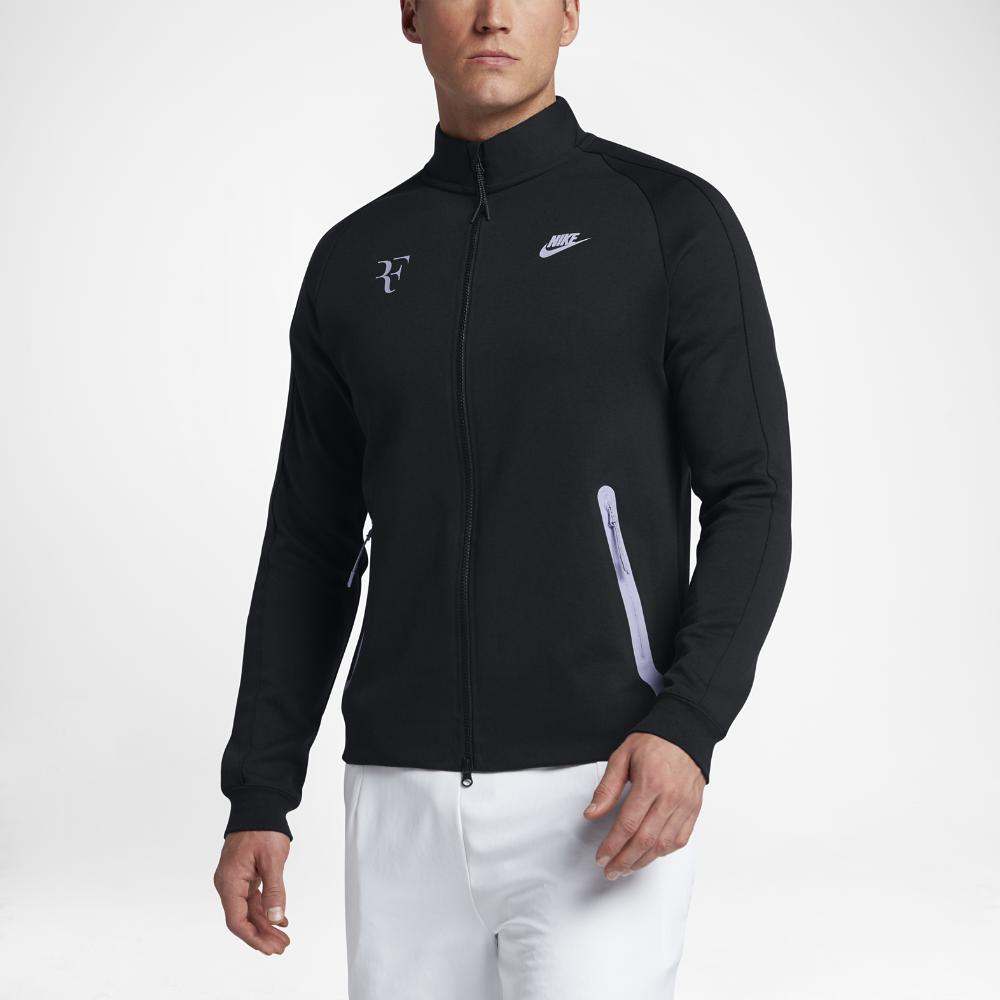 Nike NikeCourt Roger Federer Men's Tennis Jacket Size | Roger