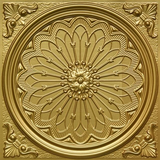 Inspirational Victorian Tin Ceiling Tiles 24 X24 Pvc Faux Glue Up Or Drop In Set Of 6