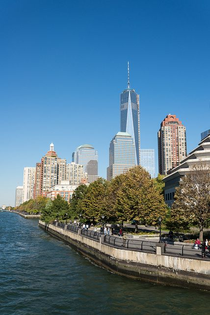 Battery Park City by CasualCapture, via Flickr