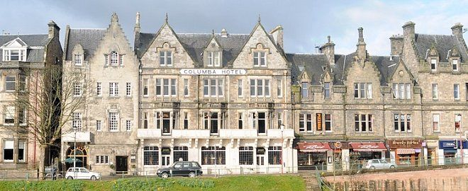 The Columba Hotel Hotels In Inverness Highlands Uk Luxury Conference Rooms For Business Bespoke