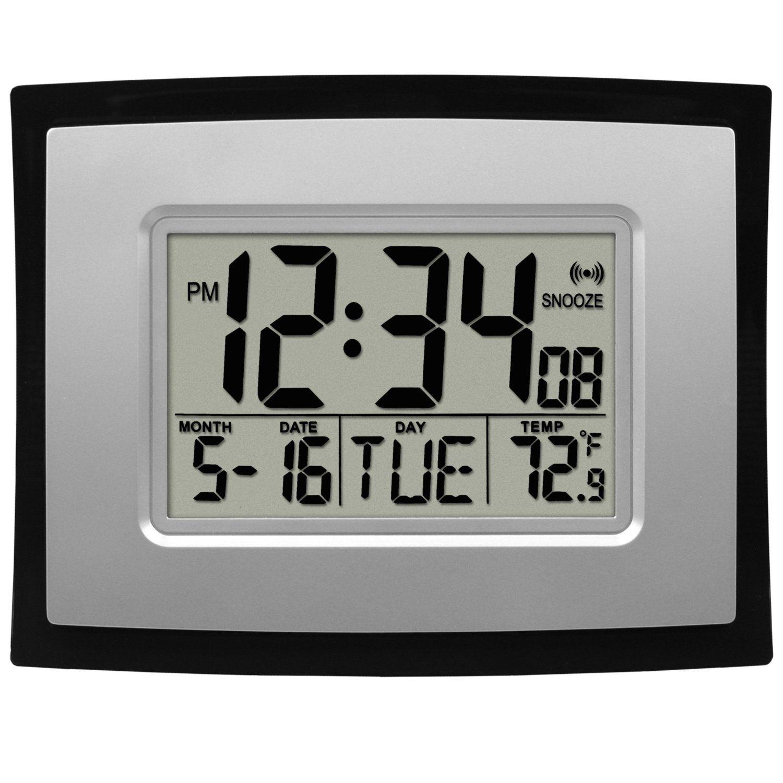 Amazonsmile la crosse technology wt 8002u digital wall clock amazonsmile la crosse technology wt 8002u digital wall clock kitchen dining amipublicfo Images