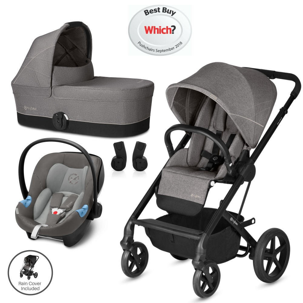 Click image to zoom the Cybex Balios S Aton M iSize