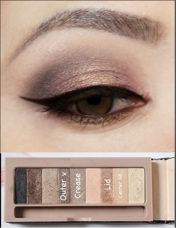 Tutorial Physicians Formula Shimmer Strips Nude Palette Hair And