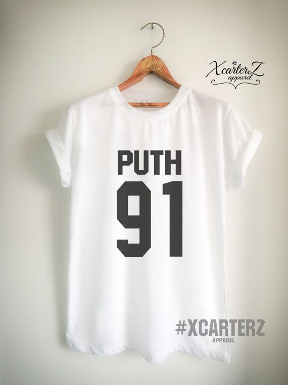 a28e6156 Puth Shirt Puth T Shirt Puth Merch Print on Front or Back side for ...
