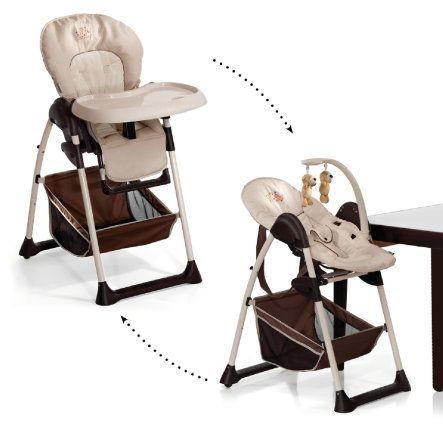 hauck Chaise haute Sit`n Relax Zoo, modèle 2014/15 - Paiement sécurisé ✓ Livraison offerte dès 40€ ✓ Expédition 2-4 jours ✓