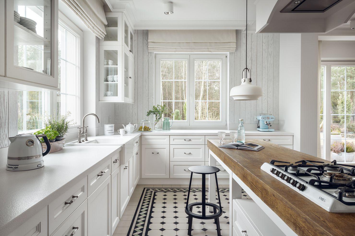 Jakie Płytki Na Podłogę W Kuchni Wybrać Interior