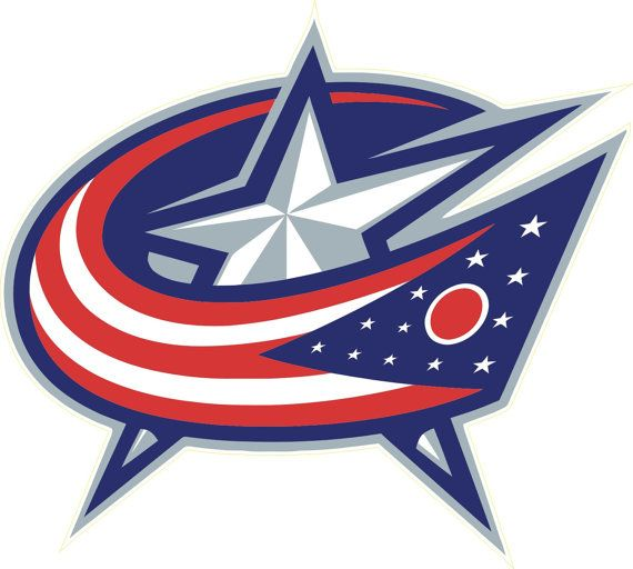 Columbus Blue Jackets NHL Decal/Sticker