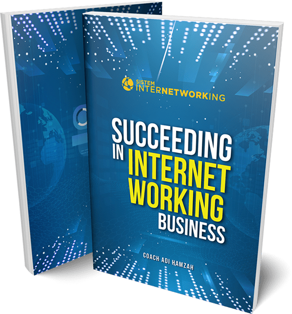 Join Now Sistem Internetworking Coaching Business Money Online Book Cover