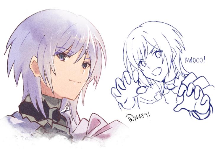 Enaki IDOLISH7 SECOND BEAT!!! on Fire emblem, Anime