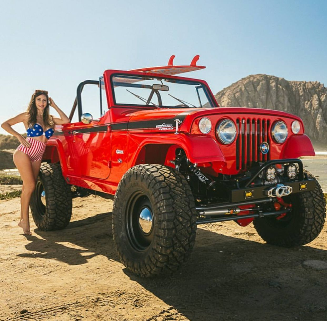 Custom Built Jeepster Jeepster Jeep Jeepster Commando