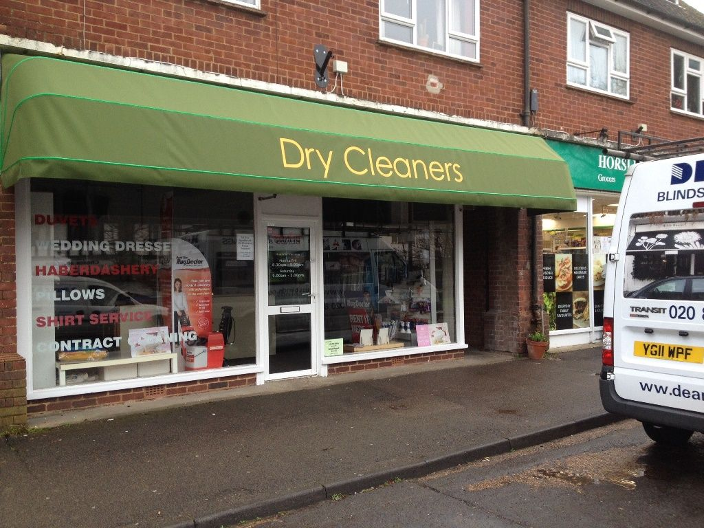 Dutch Canopy with Sign Writing by Deans Blinds u0026 Awnings & Dutch Canopy with Sign Writing by Deans Blinds u0026 Awnings | Shop ...