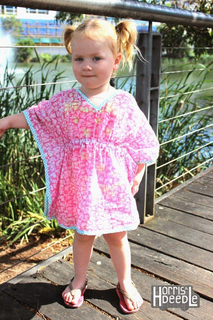 Kaftan KIDS PDF SEWING PATTERN | Crochet and Sewing | Pinterest ...