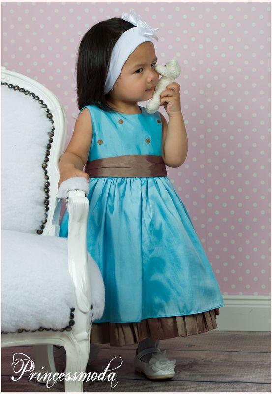 SARAH  Traumhaftes Festkleid für jeden Anlass!  Princessmoda  Alles für Taufe Kommunion und