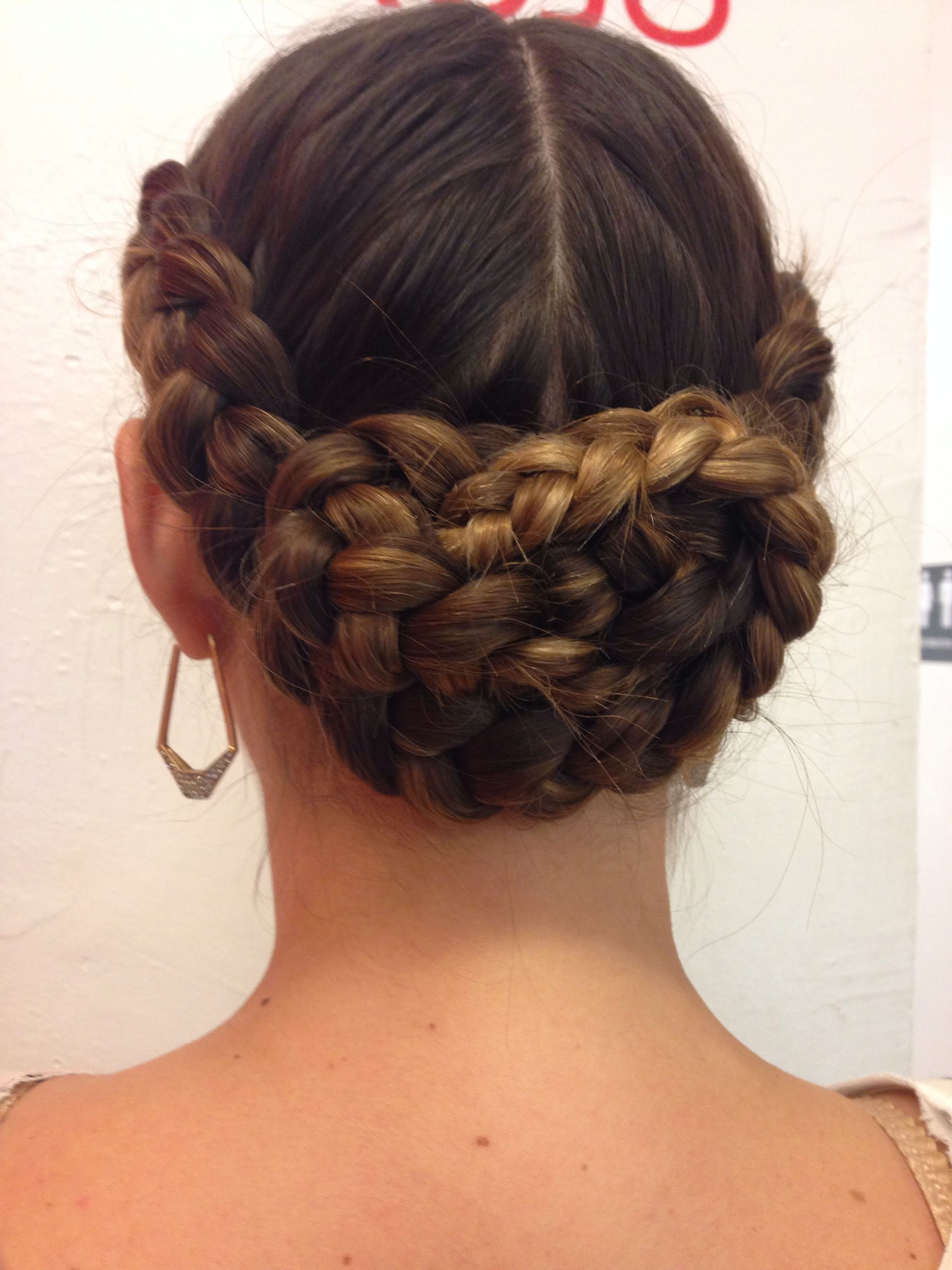 Pixie hairstyles for wedding low bun braid chic hairstyles and