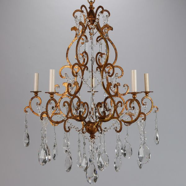 At judy frankel antiques we have a great amount of gorgeous chandeliers including this one · italian chandeliervintage