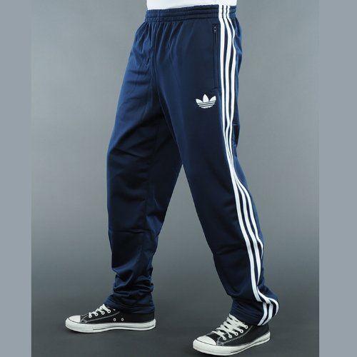Adidas Originali Firebird Uomo I Pantaloni Della Tuta Da Jogging Pantaloni Sportivi