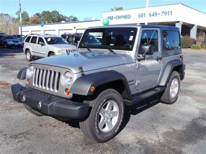 Jeep Wrangler Used For Sale Sport Laurel Pictures 02