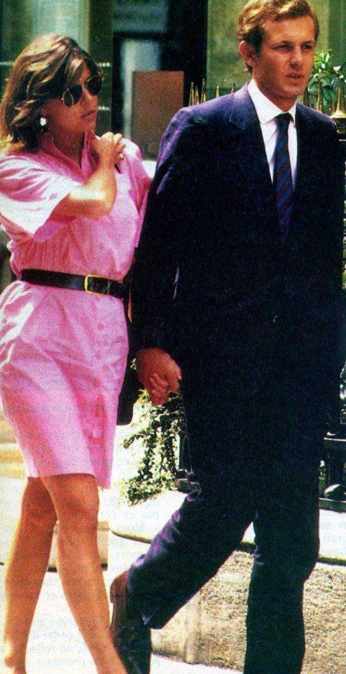 Caroline Kennedy Et Son Mari : caroline, kennedy, Stefano, Caroline, Princess, Monaco,, Caroline,, Monaco