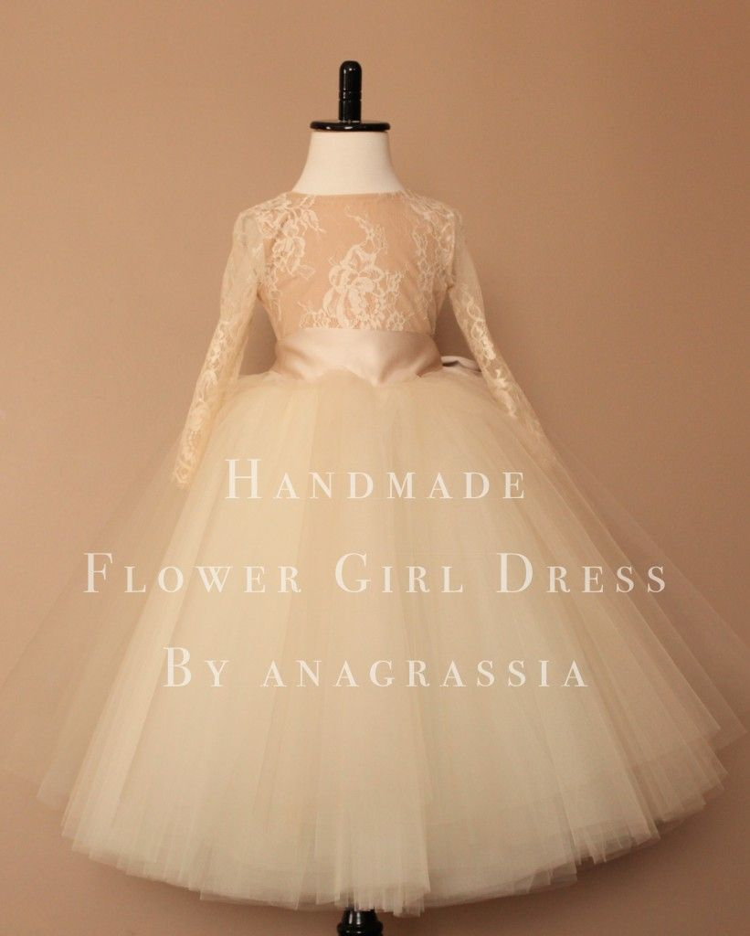 Winter 2015 Anagrassia Leotard Options For Flower Girl Dresses ...