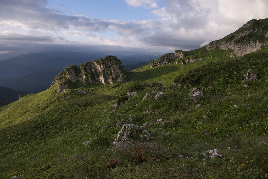 Кавказ.Июль 2016