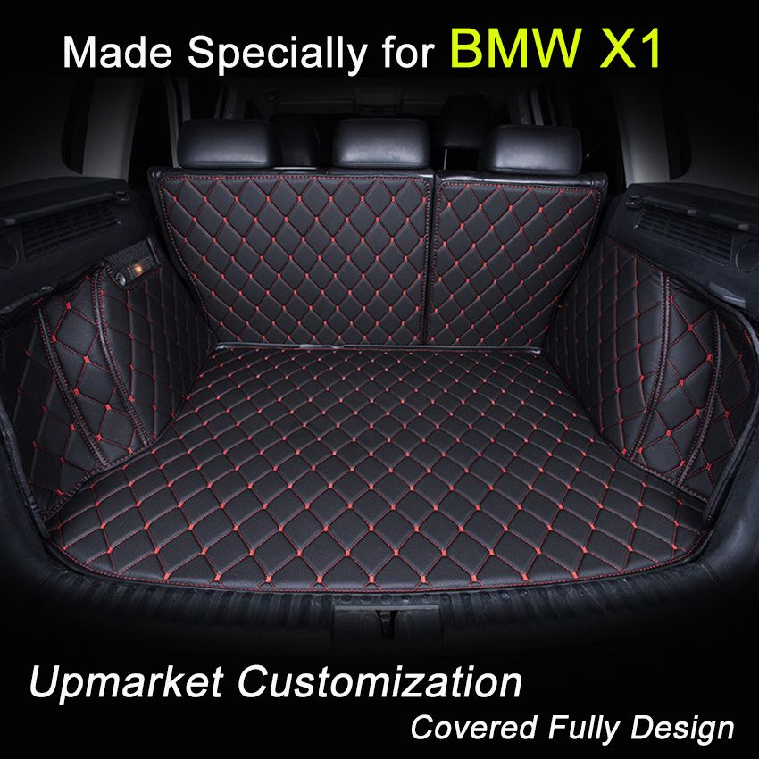 Car Trunk Mats Rugs Suitable For Bmw X1 2016 Customized Made