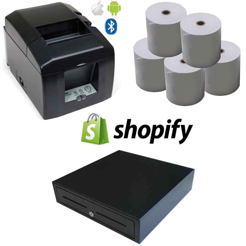 Shopify POS Hardware Bundle #8