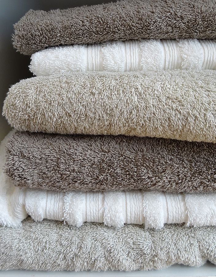 Broste Copenhagen Organic Towels | Natural Bed Company