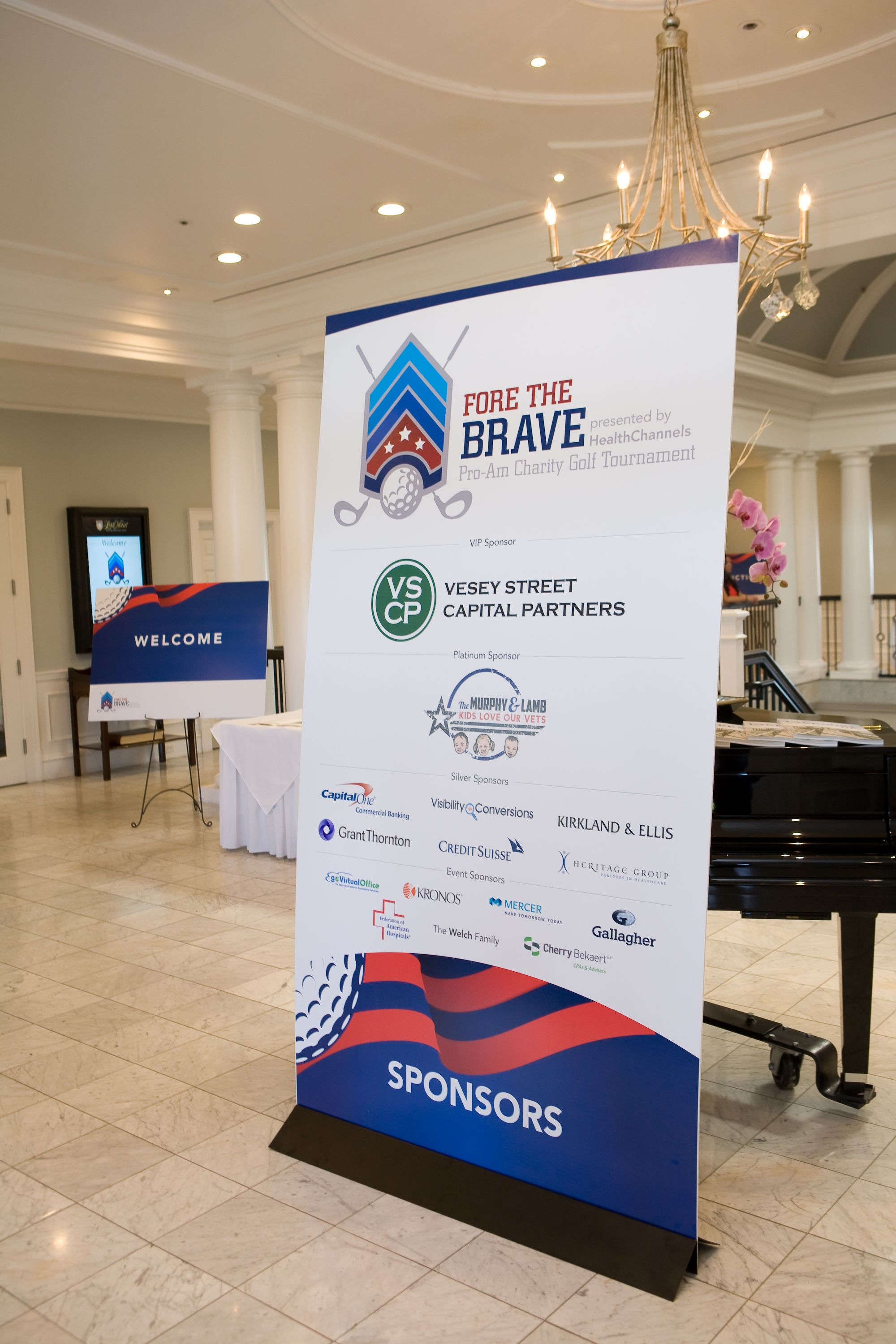 Fore The Brave Pro-Am Charity Golf Tournament | Event