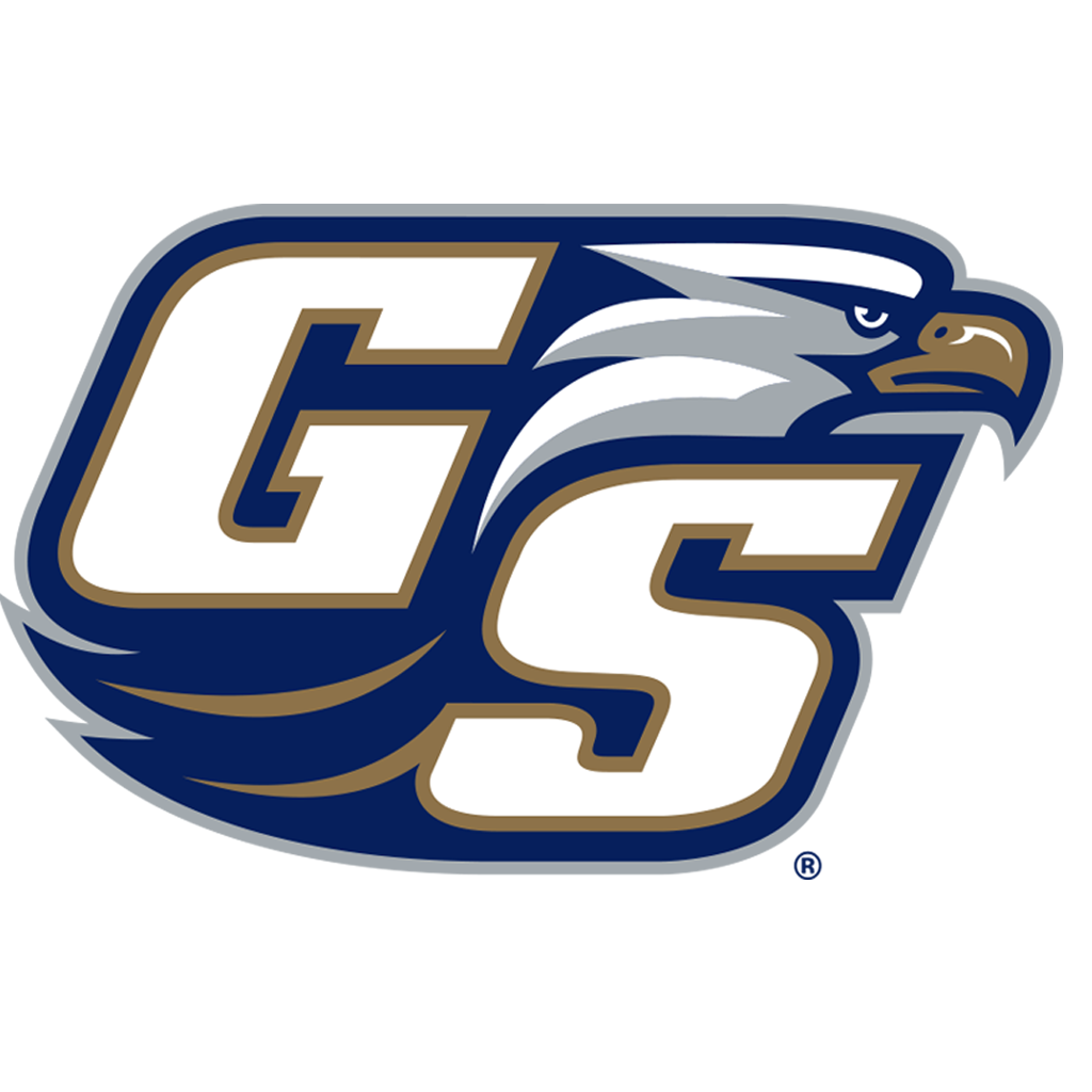 Georgia Southern Screaming Eagle Decal Sticker Georgia Southern Eagles Georgia Southern Georgia Southern University