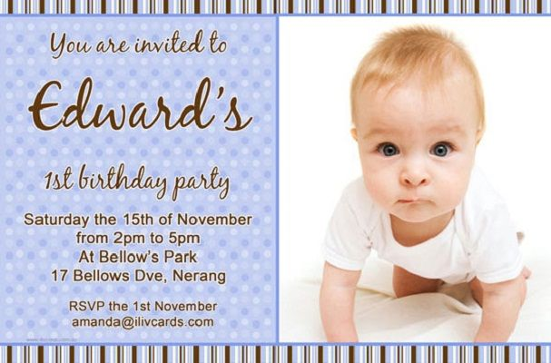 Birthday Invitations 365greetings Com Birthday Invitations Kids 1st Birthday Invitation Wording Birthday Invitations