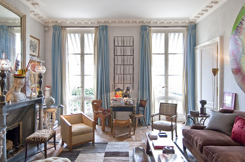 amazing french paris decor living rooms | French Connection | Paris living rooms, Paris apartment ...