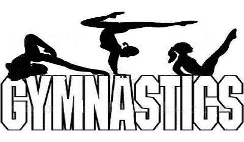 gymnastics clipart clipart kid gymnastics pinterest rh pinterest com gymnastics clipart black and white gymnastics clipart silhouette