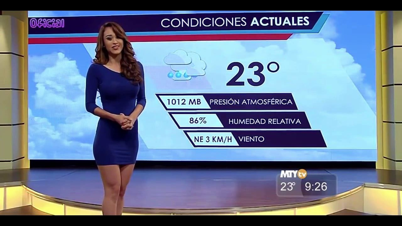 Sexiest Weather Reporters pinterest | Top 10 Hottest Weather Reporters in the World - TheRichest