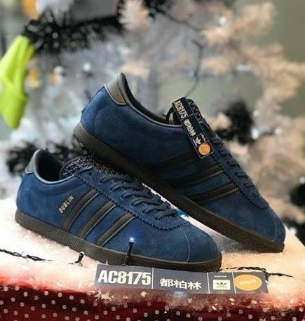 Vintage Trainers and Terrace Casuals