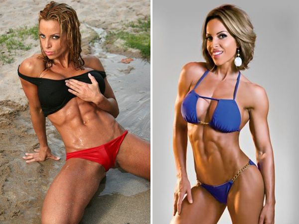 sexyest fitness models nude